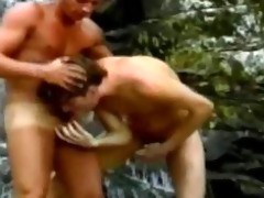 old vintage homo tronix penetrating episode