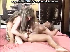 deep sex tool fuck from lesbian beauties