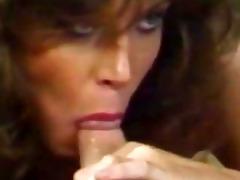tracey adams retro pornstar kitchen oral