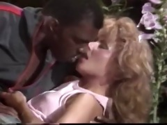vintage interracial - f.m. bradley at golf club