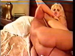 golden-haired with large whoppers fucked on the