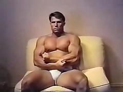 vintage muscle boy