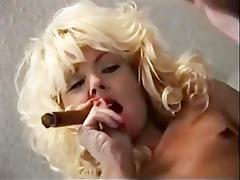cigar smokin dong