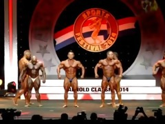 musclebulls: arnold classic 3996 - 4210 finals