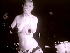candy dance #0 - vintage go-go striptease part