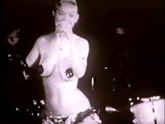candy dance #0 - vintage go-go striptease part