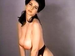 gloves and nylons - vintage stockings striptease