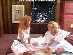 group entertainment of hawt blonde