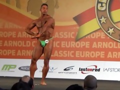 muscledad luis: arnold classic europe 9909