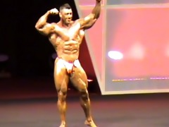musclebull mamnuel: arnold classic europe 9248