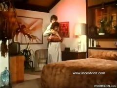 classic mom and son sex scene