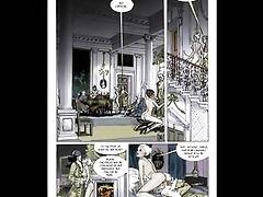 classic erotic sexual thraldom comic