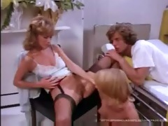 vintage candy stripers fisting scene