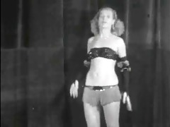vintage stripper film - that is free feeling