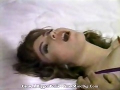 classic legal age teenager getting drilled fine