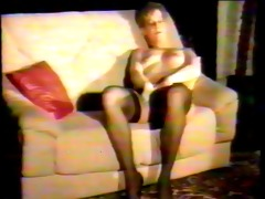 vintage 42s - whores with toys and in nylon nylons