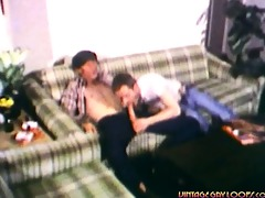 they fondle every other on the sofa and things