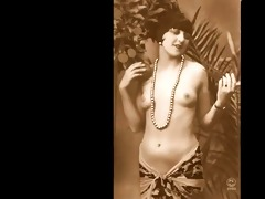 vintage in nature pinup images c. 3726