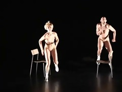 nude stage performance 11 - show room dummies
