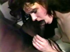 tiny wife takes dark bull at home