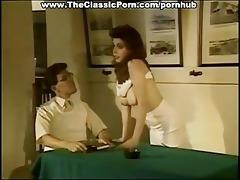 retro porn with hairy muff creampie