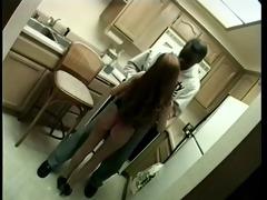 sean michaels doin a redhead in heels