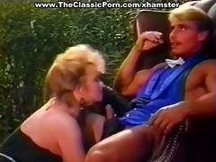 excited goddess fuck in the garden