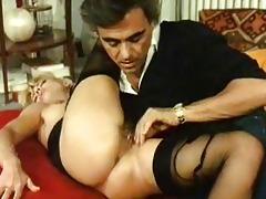 classic porn stars in stockings star in vintage