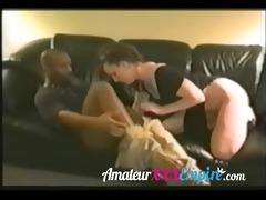vintage interracial tape