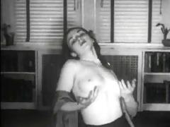 vintage stripper film - casbah serf angel