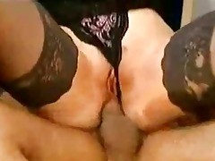 sexy classic three-some part0