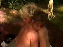 amber lynn and babe wilder retro fucking
