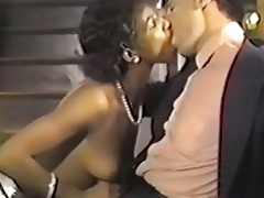 smutty retro video with sexy sex fest