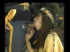 melody kiss the blow job