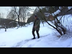 natural wonders of the world - snow bunnies 6 by