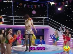 colpo grosso contender striptease vol. 10 -