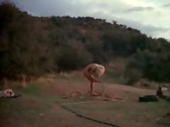 adorable retro outdoor porn