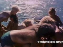 classic boat orgy
