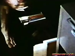 chap putting ball ball cream on a gigantic sex