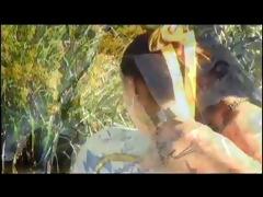 catfight-club hot lesbo honeys outdoor fun