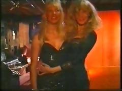 backstage at a vintage porn discharge