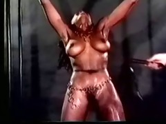 classic harem cutie whipping