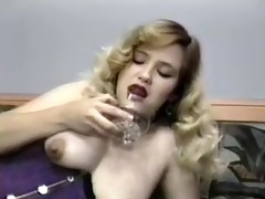 lactamanija - hoot blond and glass