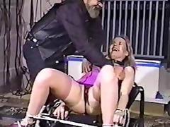 vintage tickle video