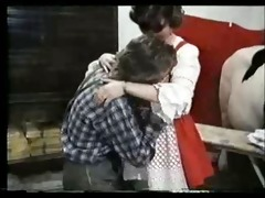 sex comedy german vintage (ob dirndl oder