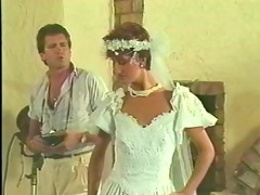 bride cum shooting
