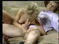 blonde gal deep face holes a hard shlong on the