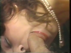 lil oral sex annie deepthroats and eats tom byrons