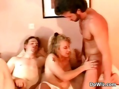stylish blond doxy blows hard ramrod part0
