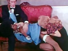 king size vintage loop - darksome seduction